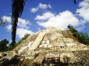 Lamanai Maya Site
