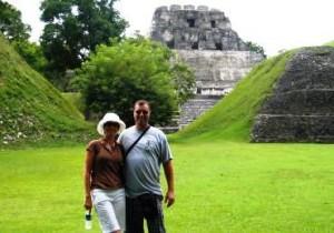 Xunantunich Maya Site