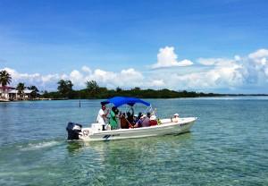 Cyclone Boat
