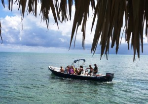 Mowgli Snorkeling Boat Caye Caulker