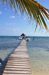 Costa Maya dock