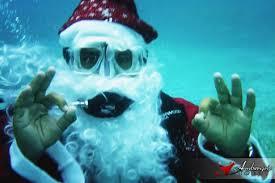 Santa Scuba Diving
