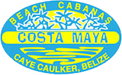 Costa Maya Beach Cabanas
